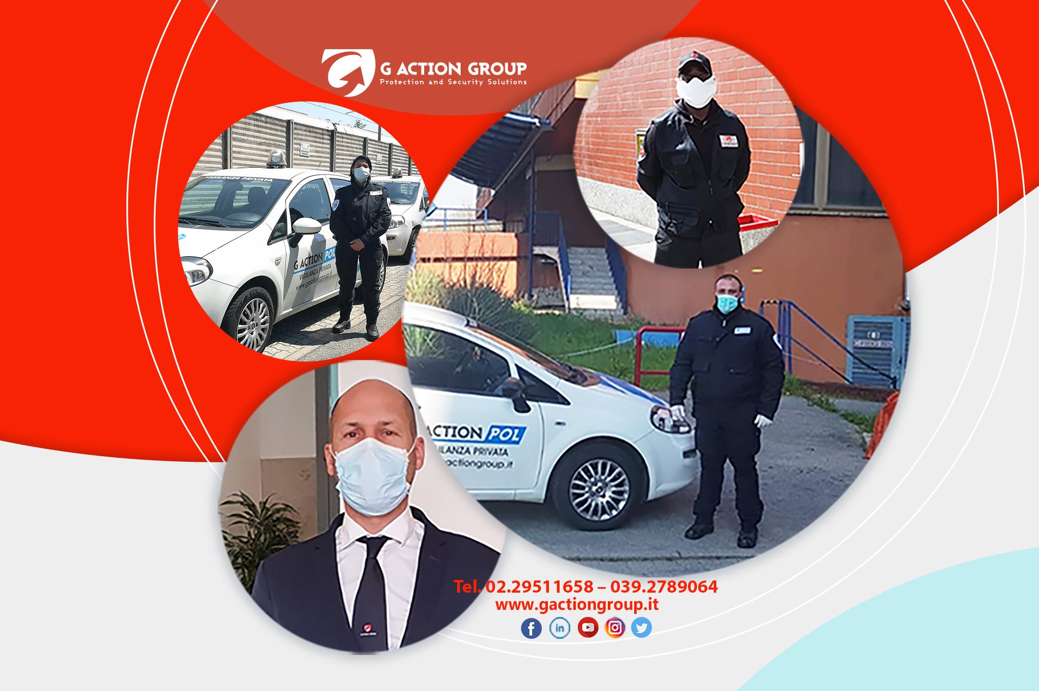 Emergenza Covid - G Action in prima linea per garantire lavoro ai dipendenti e protezione e sicurezza
